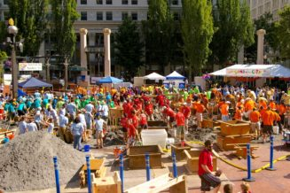 """Run a """"Sand in the City"""" Fundraising Event"""