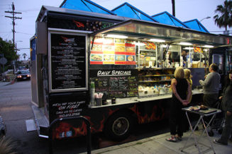 Launch a new food truck business in Nanaimo