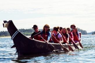Offer First Nations cultural hiking/kayaking tours