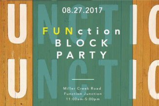 Block Party in FUNction Junction, Whistler