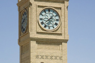 Build a proper landmark building at the SW corner of Kalum and Lakelse – a clock tower