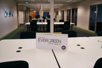 Evergreen Office Spaces specializes in pre-owned  work-space solutions