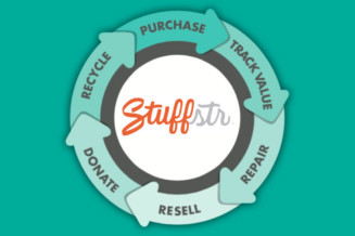 Stuffstr:  The app that allows you to find a new home for your old stuff