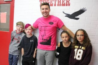 Bring Pink Shirt Day co-founder and dynamic anti-bullying speaker to BC kids!