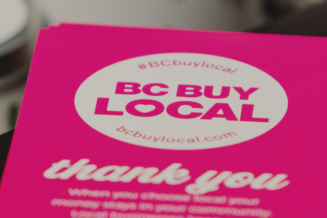 Buy Local Whenever Possible