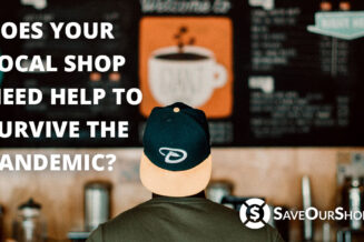 Save Our Shops – Relief for Canadian Small Businesses