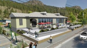 Peachland Ramps UP