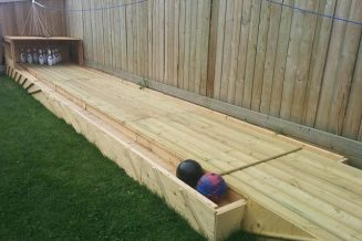 Add Outdoor Bowling
