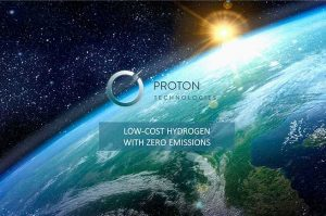 Low cost hydrogen with zero emissions