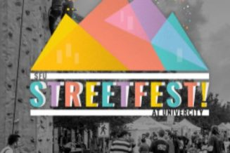 Continue to hold the annual StreetFest