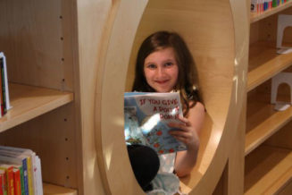 Renovate Children's area at the Gibsons & District Public Library