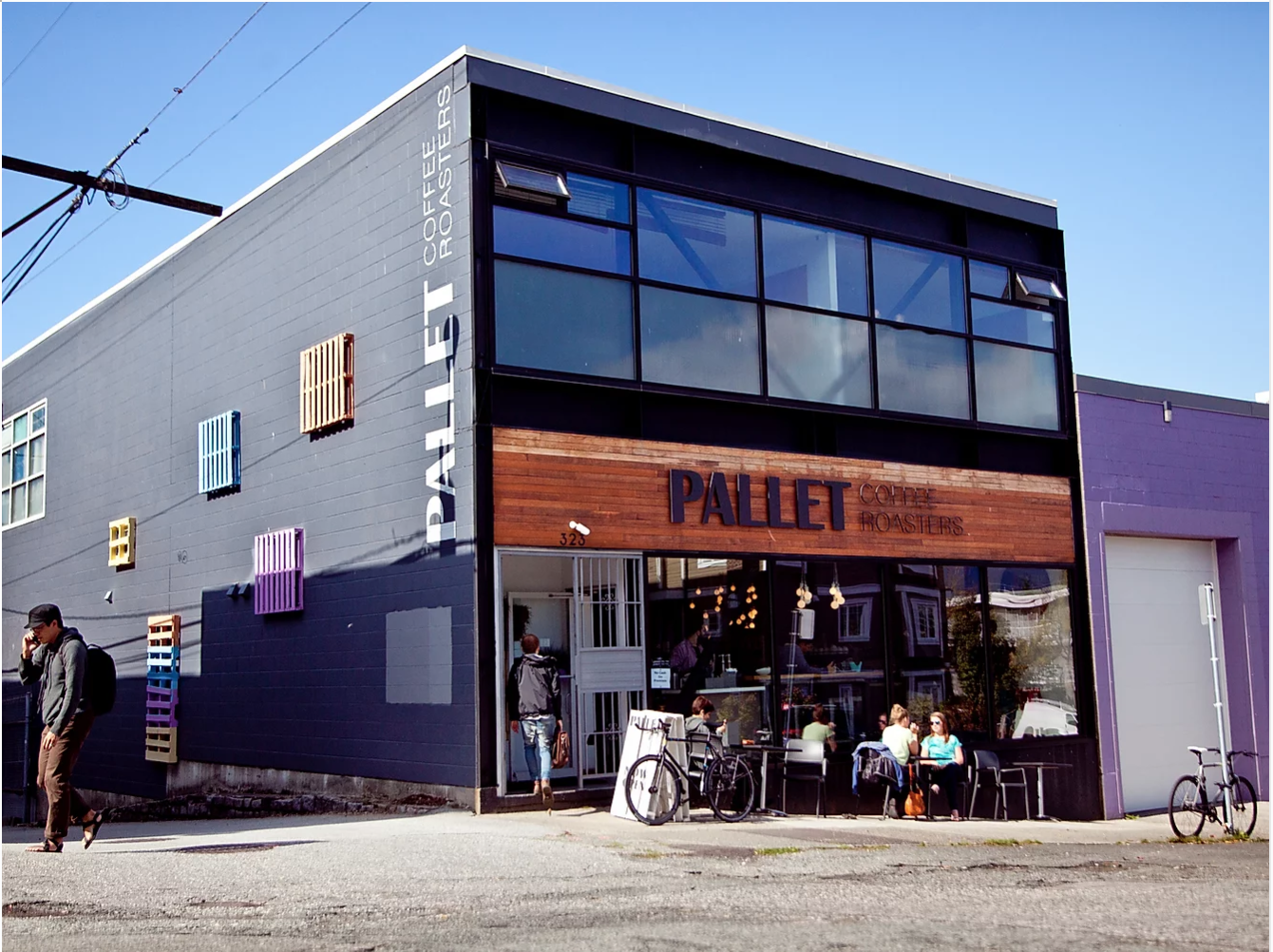 Pallet Coffee Roasters – East Hastings Cafe